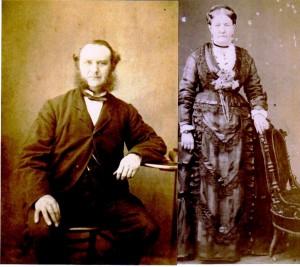 1. . Patrick Cranny & Maria Keane m. came to Dublin 1842