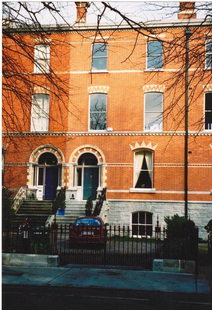 Elgin Rd., Cranny houses