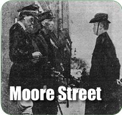 Moore Street, Dublin